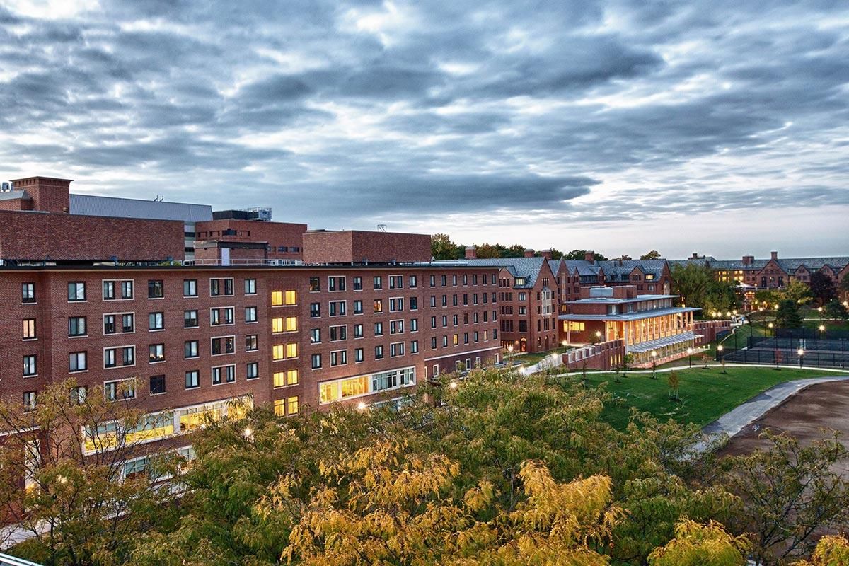 Alice Lloyd Hall - University Housing