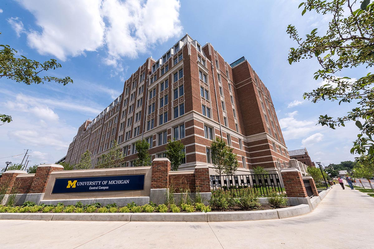 Munger Graduate Residences University Of Michigan Housing