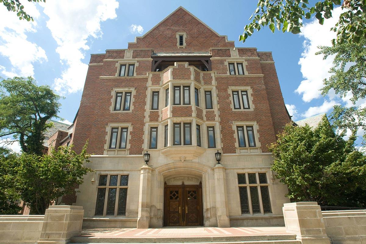 Stockwell Hall University Housing